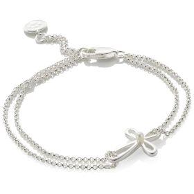 Cherish Pearl Cross Bracelet