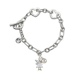 Snowdrop the White Fairy Wish Bracelet