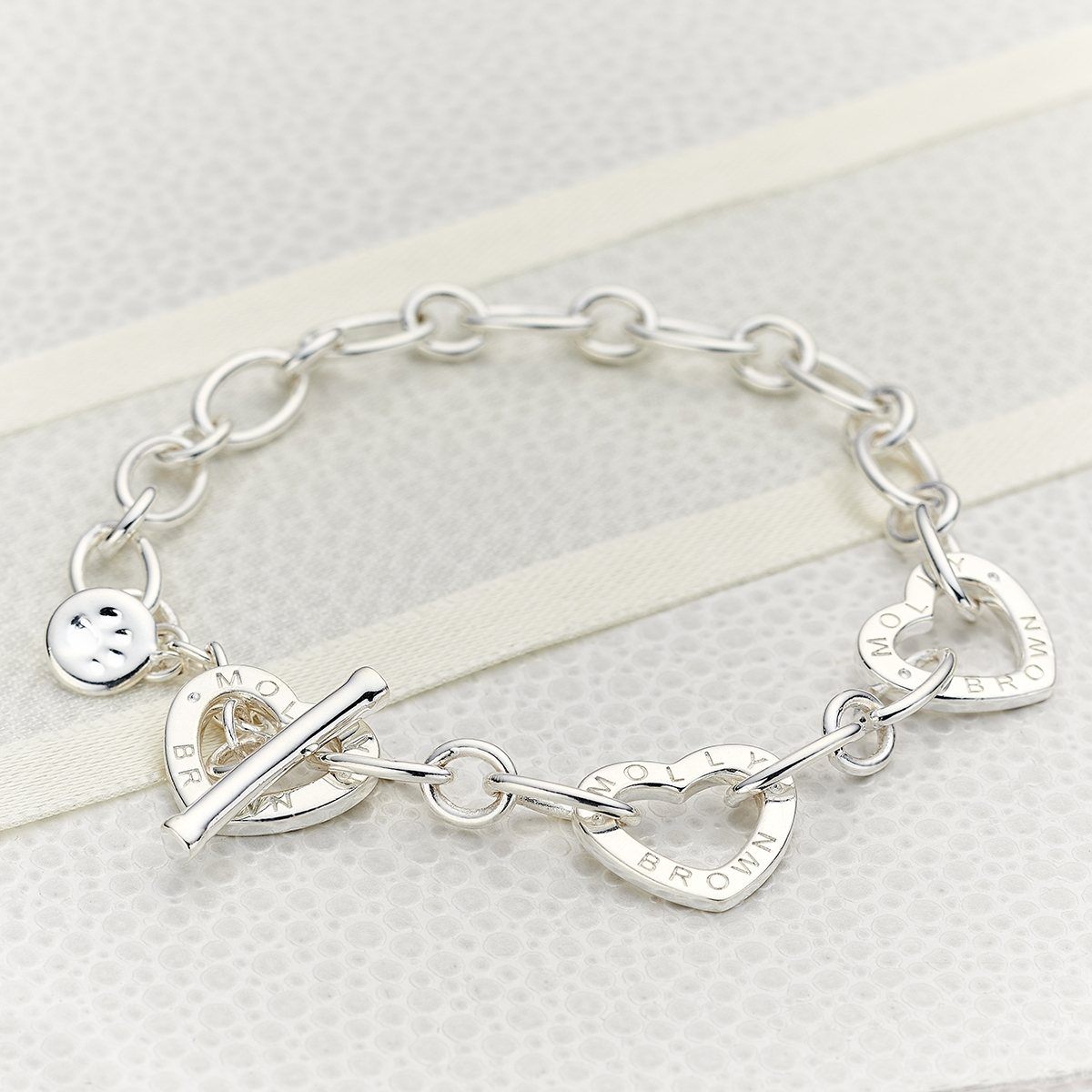 Molly Brown Signature Charm Bracelet