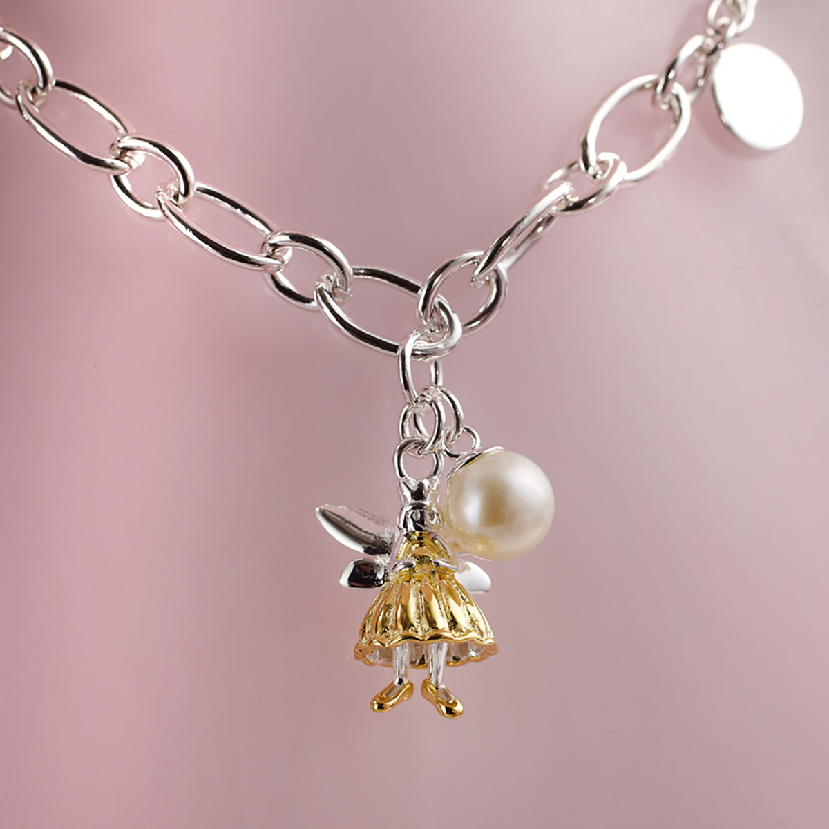 Merrigold the Gold Fairy Wish Bracelet - LAST 3 AVAILABLE