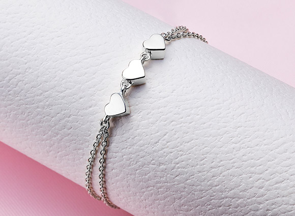 Dream Heart Bracelet