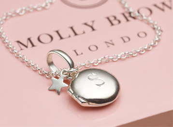 Personalised childrens jewellery