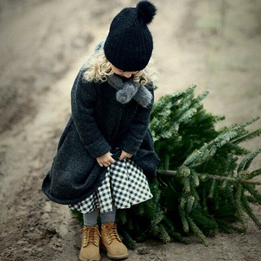 A Baby Girl's First Christmas: How to Make It Special