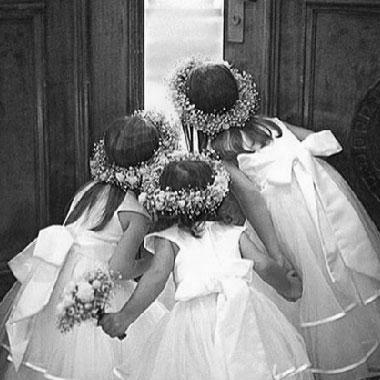 Flower Girls Look Book