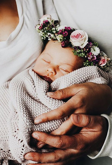 Molly Brown's A-Z of Unique Baby Names