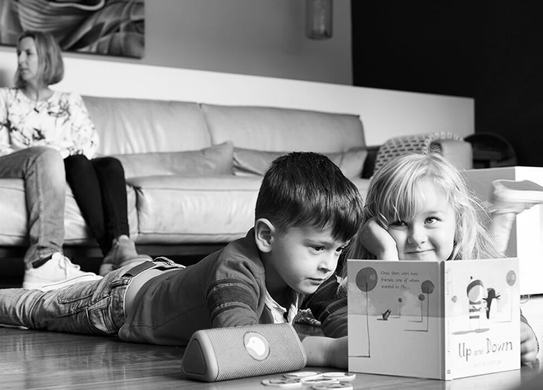 Ideas for Kids When You're Stuck at Home - Part 1