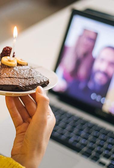 How To Celebrate Her Birthday In Lockdown