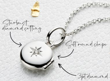 Introducing our new Forever Diamond Locket Collection